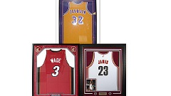 Jersey Frame Collage