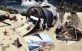 Photo fantasy (photo frame)
