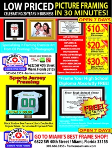 Pinecrest Picture Framing Deals