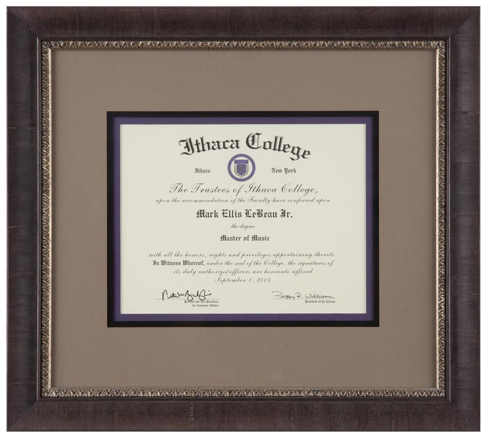 triple-mat-diploma-frame   Frames usa & Art Gallery