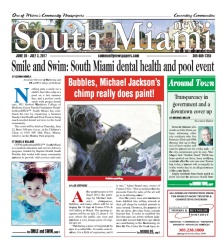 Apes that Paint Front Page Comm News 2